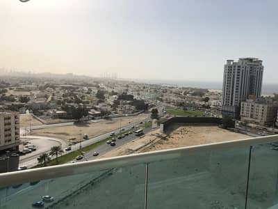 1 Bedroom Flat for Sale in Al Sawan, Ajman - 1 bhk sea and city view payment plan in Ajman one