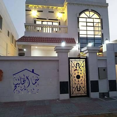 5 Bedroom Villa for Sale in Al Mowaihat, Ajman - villa for sale in ajman very close to sheik ammar street
