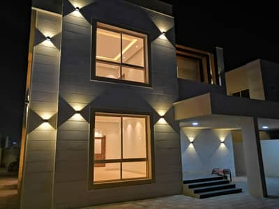 5 Bedroom Villa for Sale in Al Mowaihat, Ajman - New villa for all nationalities with the possibility of bank financing