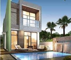 3 Bedroom Villa for Sale in DAMAC Hills (Akoya by DAMAC), Dubai - Own villa ready in the largest closed community in Dubai