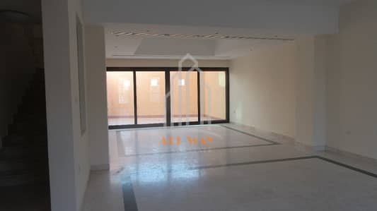 4 Bedroom Villa for Rent in Al Salam Street, Abu Dhabi - NEW OFFER | Luxurious 4 Bedrooms Villa with Private Garden and Full Amenities