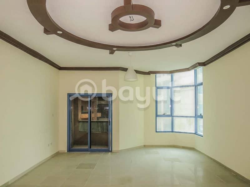 شقة للبيع في أبراج الخور مكونة من 3 غرف و صالة و 3 حمامات وغرفة خادمة .
