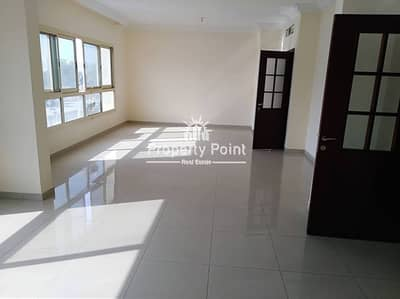 3 Bedroom Apartment for Rent in Al Manaseer, Abu Dhabi - Newly Renovated 3 Bedrooms with Maids Room and C.Parking in Al Manaseer