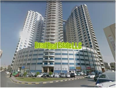 1 Bedroom Flat for Rent in Ajman Downtown, Ajman - Falcon Towers: Big 1 Bed Hall (2 Washroom) at Downtown Ajman