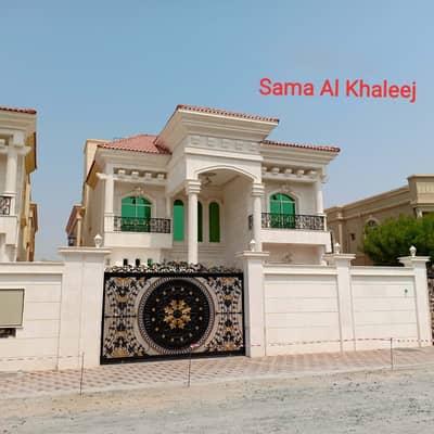 5 Bedroom Villa for Sale in Al Mowaihat, Ajman - villa for sale in ajman very close to sheik ammar street
