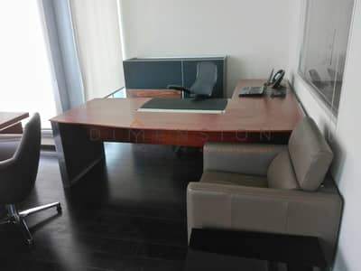 Office for Rent in Al Reem Island, Abu Dhabi - Fully furnished and fitted on good price
