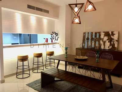 3 Bedroom Villa for Rent in Al Samha, Abu Dhabi - Private pool| Big maid room plus balcony