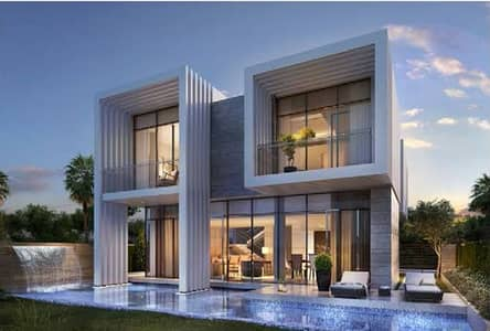4 Bedroom Villa for Sale in Akoya Oxygen, Dubai - Own your villa in Dubai in the largest commercial serviced residential complex