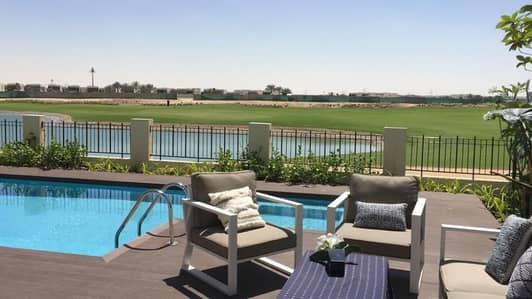 5 Bedroom Villa for Sale in DAMAC Hills (Akoya by DAMAC), Dubai - ((AMAZING LUXURY VILLA )) PAY ONLY 10% call and book now.