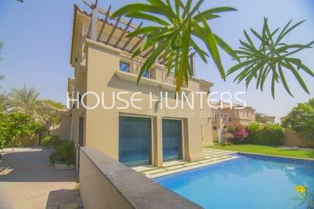 فیلا 5 غرفة نوم للايجار في المرابع العربية، دبي - Upgraded   5 bedroom   Amazing Alvorada