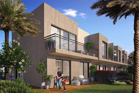 4 Bedroom Villa for Sale in Dubai South, Dubai - Newly Launch | Expo Villas Phase 3 | 5% DP | 1. 25% Monthly Installments for 60 months | Call Munir