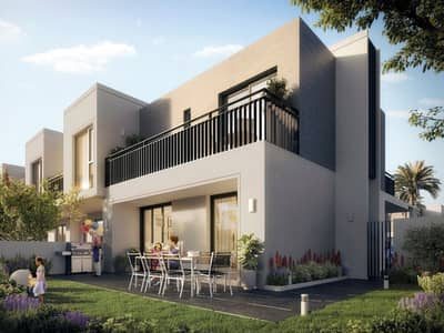 4 Bedroom Villa for Sale in Dubai South, Dubai - Pay 1. 25 Monthy for 60 months | No Commission | Premium Villas in Emaar South | Call Munir