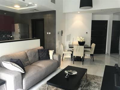 1 Bedroom Flat for Rent in Dubai Marina, Dubai - Marina view one bedroom fully furnished