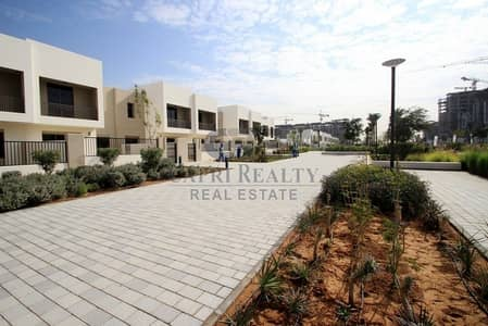 3 Bedroom Villa for Sale in Town Square, Dubai - 0% COMMISSION |NSHAMA  |15 mins from MOE