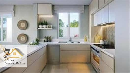 5 Bedroom Townhouse for Sale in DAMAC Hills (Akoya by DAMAC), Dubai - 5BR Maids Near to Silicon oasis Starting from 2.6M. 5 yrs post-handover No Commission/0% DLD Fees