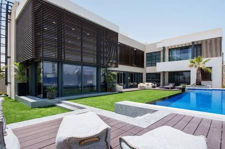 5 Bedroom Villa for Sale in Mohammad Bin Rashid City, Dubai - AMAZING LUXURIOUS BRAND NEW 5 BEDROOM VILLA WITH PRIVATE POOL AND GARDEN FOR SALE  IN MBR  CITY