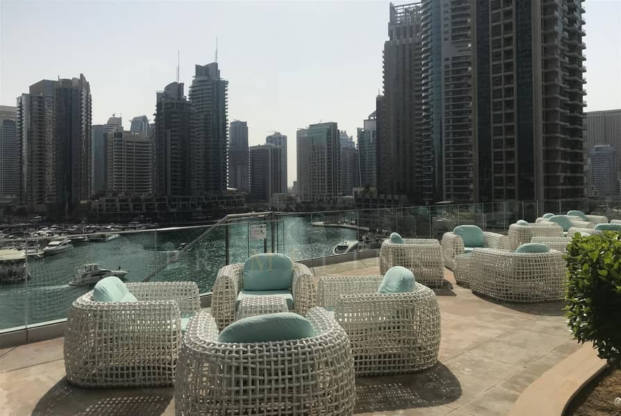 10 Modern and luxurious 2 bed full sea view