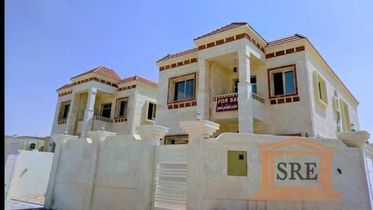 5 Bedroom Villa for Sale in Al Rawda, Ajman - Marble new spacious new villa for sale in Ajman