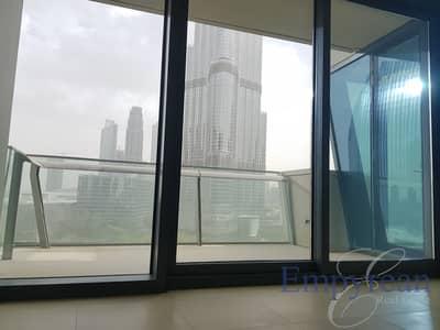 شقة 3 غرفة نوم للايجار في وسط مدينة دبي، دبي - Perfect Burj Khalifa View 3 Bedroom 04 Unit Mid Level Apartment