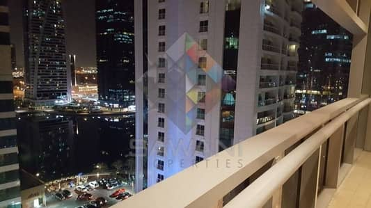 One Bedroom with 2 Full bathroom for rent  in Indigo Tower
