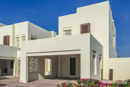 3 Bedroom Villa for Rent in Reem, Dubai - Ready to Live | Type J | Corner Unit | Single Row