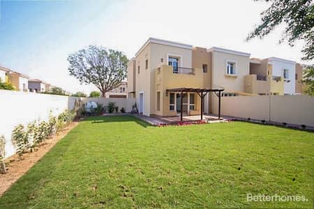 3 Bedroom Villa for Rent in Arabian Ranches, Dubai - Type 3E | Large Landscaped Plot | Single Row