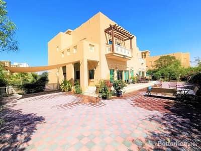 6 Bedroom Villa for Rent in Al Furjan, Dubai - Single Row | Corner Plot | Close to park