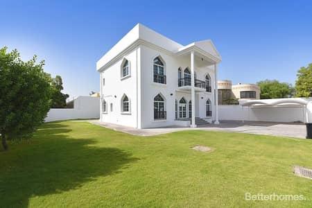 4 Bedroom Villa for Rent in Al Safa, Dubai - Vacant   Large Garden   Premium   Unique