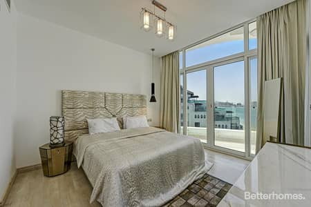 1 Bedroom Apartment for Rent in Dubai Waterfront, Dubai - Furnished | Vacant | Sea view