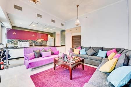 2 Bedroom Flat for Rent in Dubai Marina, Dubai - Sea View   Luxury