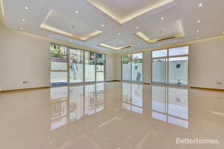 4 Bedroom Villa for Rent in Al Badaa, Dubai - Brand New | Vacant | Unfurnished
