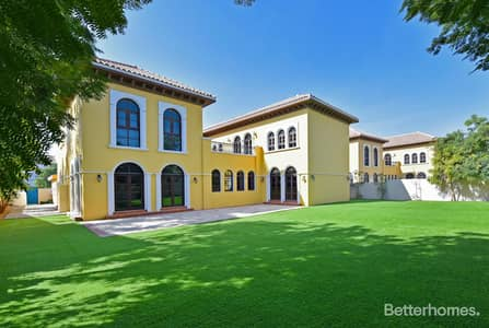6 Bedroom Villa for Rent in The Villa, Dubai - Upgraded 6 Bed | Large Plot | Maids | Single Row