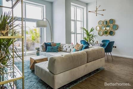 2 Bedroom Apartment for Sale in Dubai Marina, Dubai - Terrace apartment I Great outdoor space