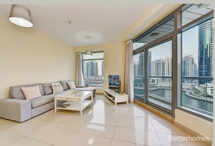 2 Bedroom Apartment for Sale in Dubai Marina, Dubai - 2br with Full Marina View