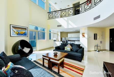 3 Bedroom Flat for Sale in Dubai Marina, Dubai - Duplex | Maid's | Marina view