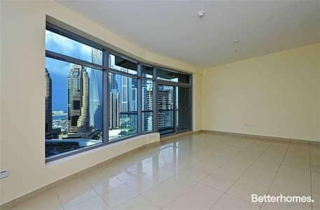 2 Bedroom Apartment for Sale in Dubai Marina, Dubai - Low Floor | Vacant | Partial Marina