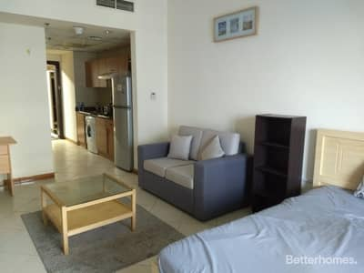 Studio for Sale in Dubai Marina, Dubai - Fully Furnished Studio Marina Diamond 3.