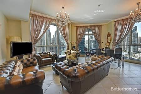 2 Bedroom Flat for Sale in Dubai Marina, Dubai - Mid Floor I Fully Furnished I Marina View