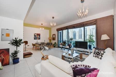 2 Bedroom Apartment for Sale in Dubai Marina, Dubai - Marina View   with Balcony   Fully Renovated