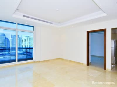 1 Bedroom Flat for Sale in Dubai Marina, Dubai - 100% Marina View with large balcony Orra Marina