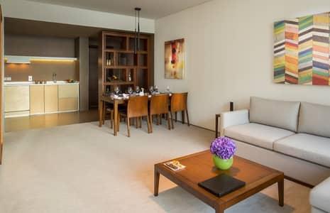 2 Bedroom Hotel Apartment for Rent in Dubai Marina, Dubai - 2 Bedroom Apartment - Partial Marina View - InterContinental Dubai Marina