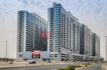 Studio for Rent in Dubailand, Dubai - Immaculate STUDIO 12 chqs plus Month Free Tower A