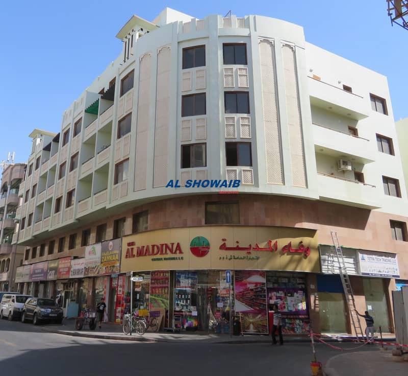 Cheapest Studio available Madina  Supermarket-Nakheel
