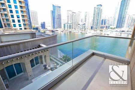 Vacant | Low Floor | Full Marina View