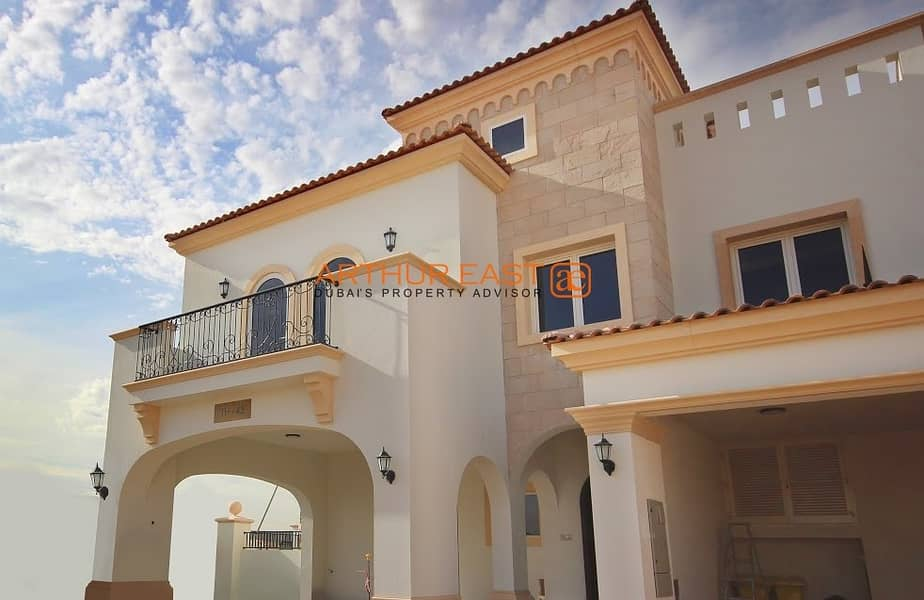 Ready Townhouses in Jumeirah Golf Estate