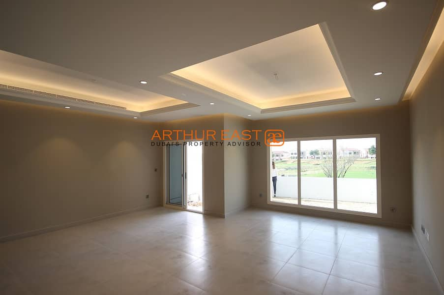 2 Ready Townhouses in Jumeirah Golf Estate