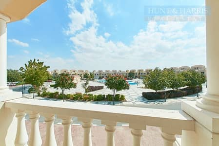 Pool side TC Townhouse- FEWA upgrade paid- Al Hamra Village