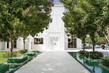6 Bedroom Villa for Sale in Al Barari, Dubai - Must See | Elagantly Designed | Mansion