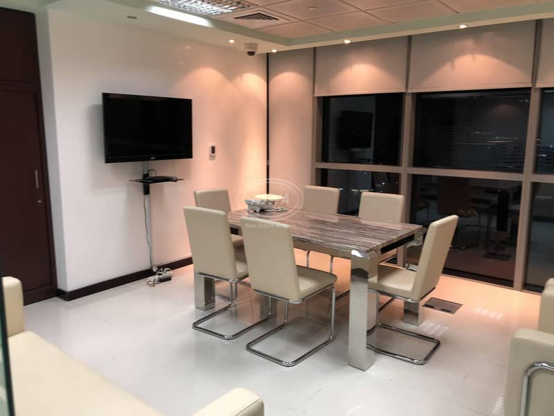 2 Indigo Icon Fully Furnished Office for Rent in JLT