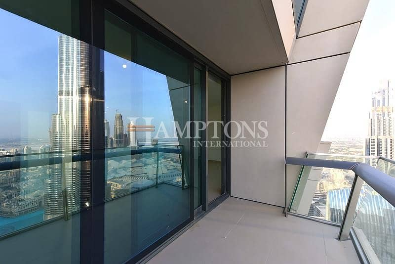 14 Spacious | Full Panoramic Burj Khalifa View